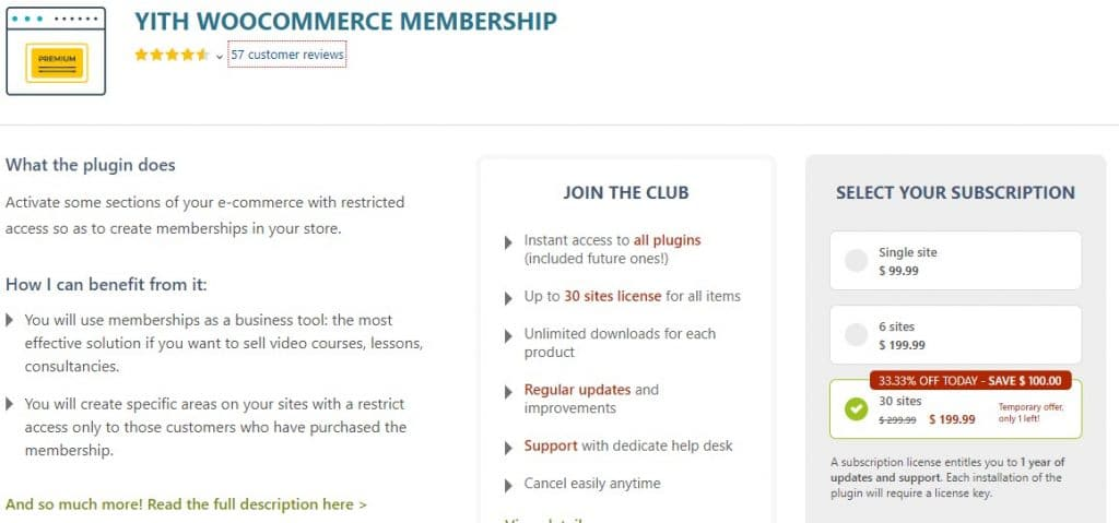 WooCommerce Membership Plugins 2020