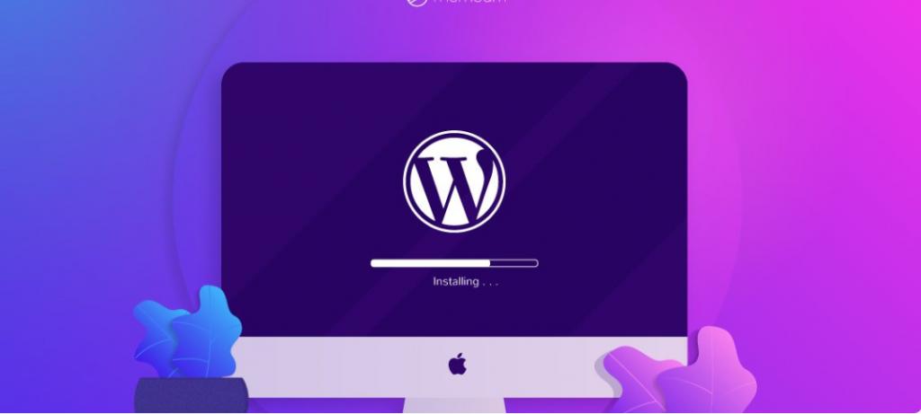 installing wp