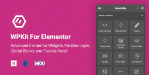WooCommerce Addons For Elementor