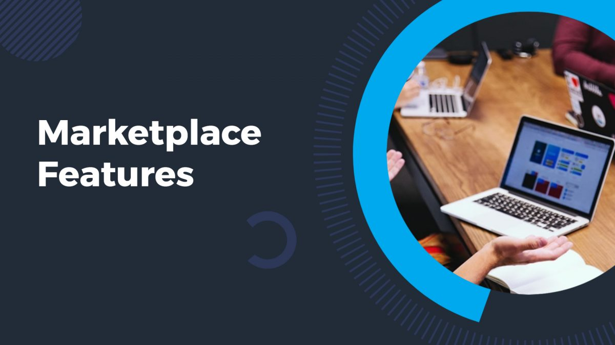 Marketplace Features