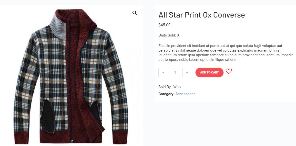 All Star Print O